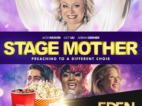 Stage Mother now showing at Eden Cinemas
