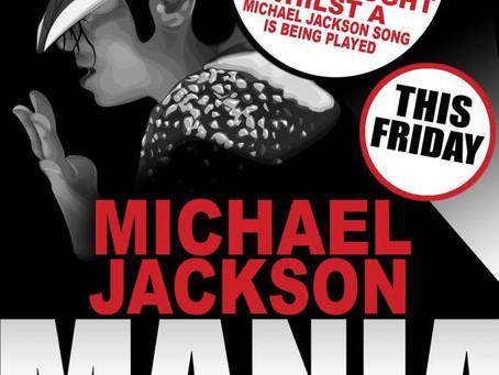 Attention Michael Jackson Fans - Tomorrow MJ Night at axm