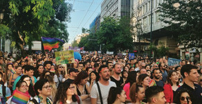 Malta Pride's address to Athens Pride