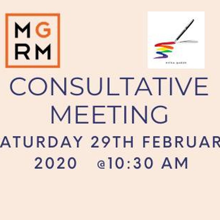 Kitba Queer Consultative Meeting