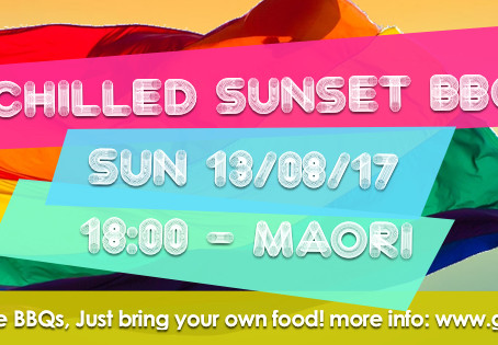 LGBT+ Sunset BBQ - Bring your own food - Sunday 13th August