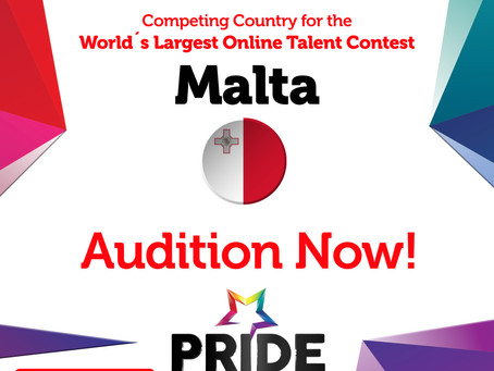 LGBTQ+ Artists in Malta can now compete in this international talent competition!