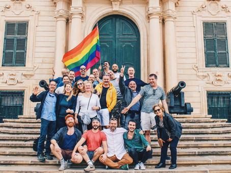 Historic LGBT+ Tourism Summit in Malta
