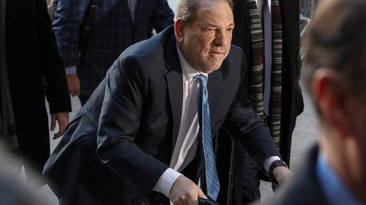 Disgraced film producer Harvey Weinstein has been sentenced to 23 years in prison for rape and sexual assault.