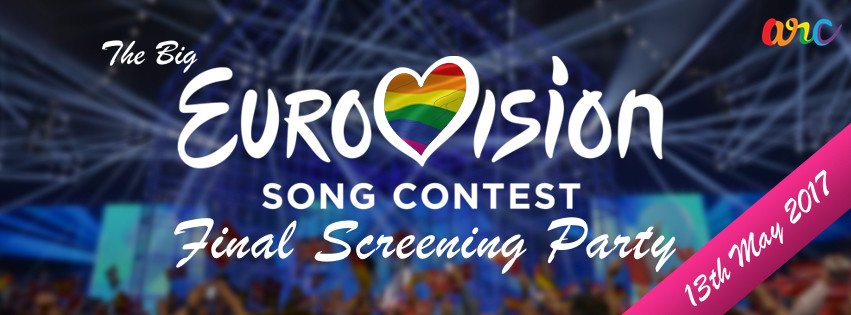arc eurovision Screening Party