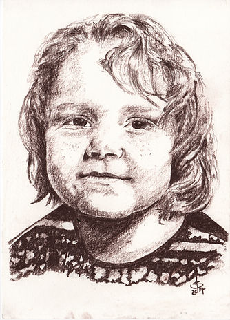 Polly series 03 sepia chalk print.jpg