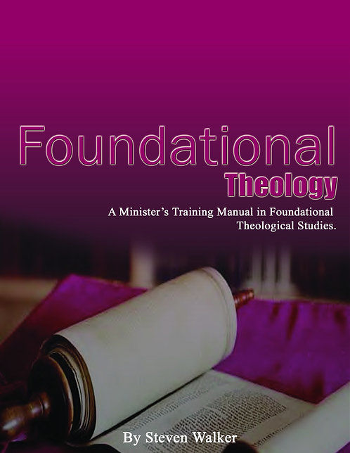 Foundational Theology