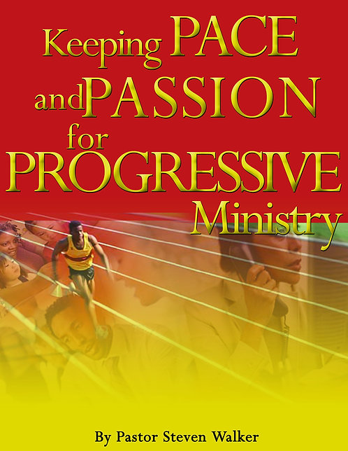 Keeping Pace and Passion for Progressive Ministry