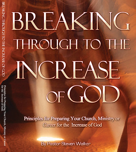 Breaking Through to the Increase of God