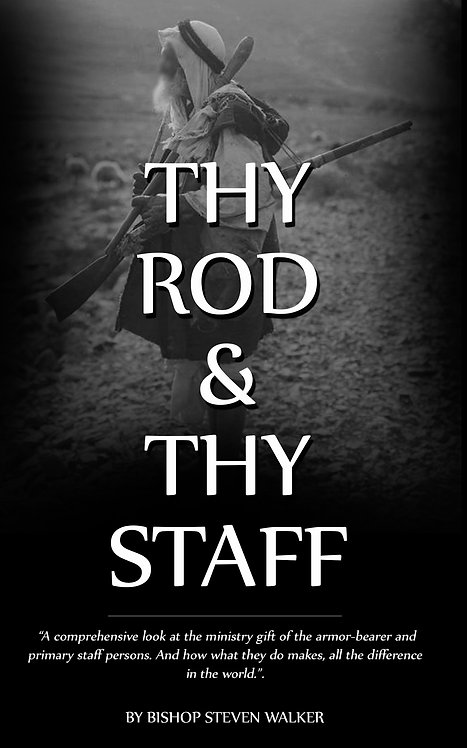 Thy Rod & Thy Staff