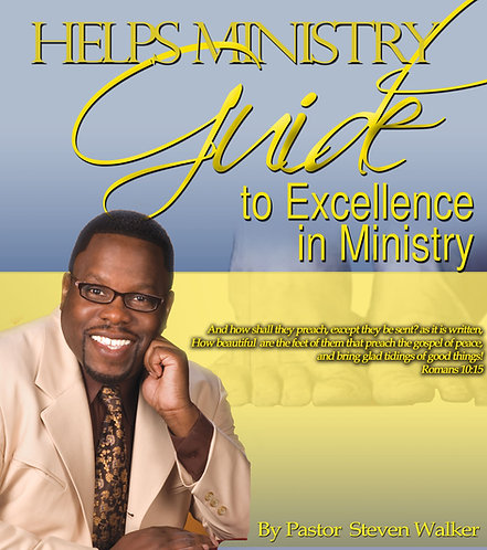 Helps Ministry Guide to Excellence
