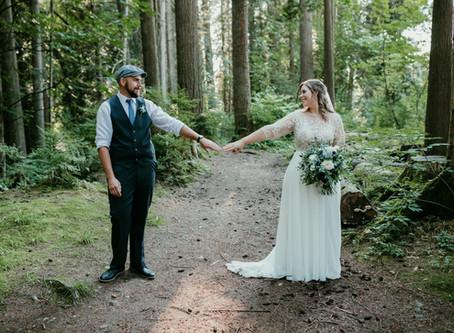 Tyler & Sarah's Maple Ridge Wedding