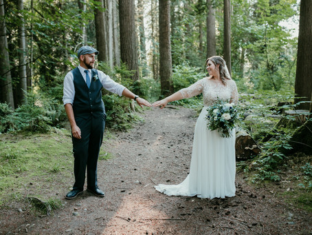 Tyler & Sarah's Maple Ridge Wedding