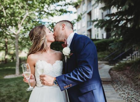 Tyson & Jillian's Walnut Beach Resort Wedding