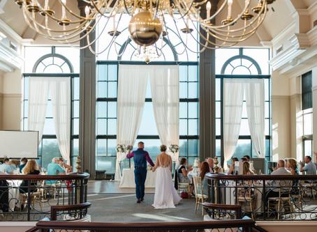 Brad & Rhonda's Swaneset Wedding