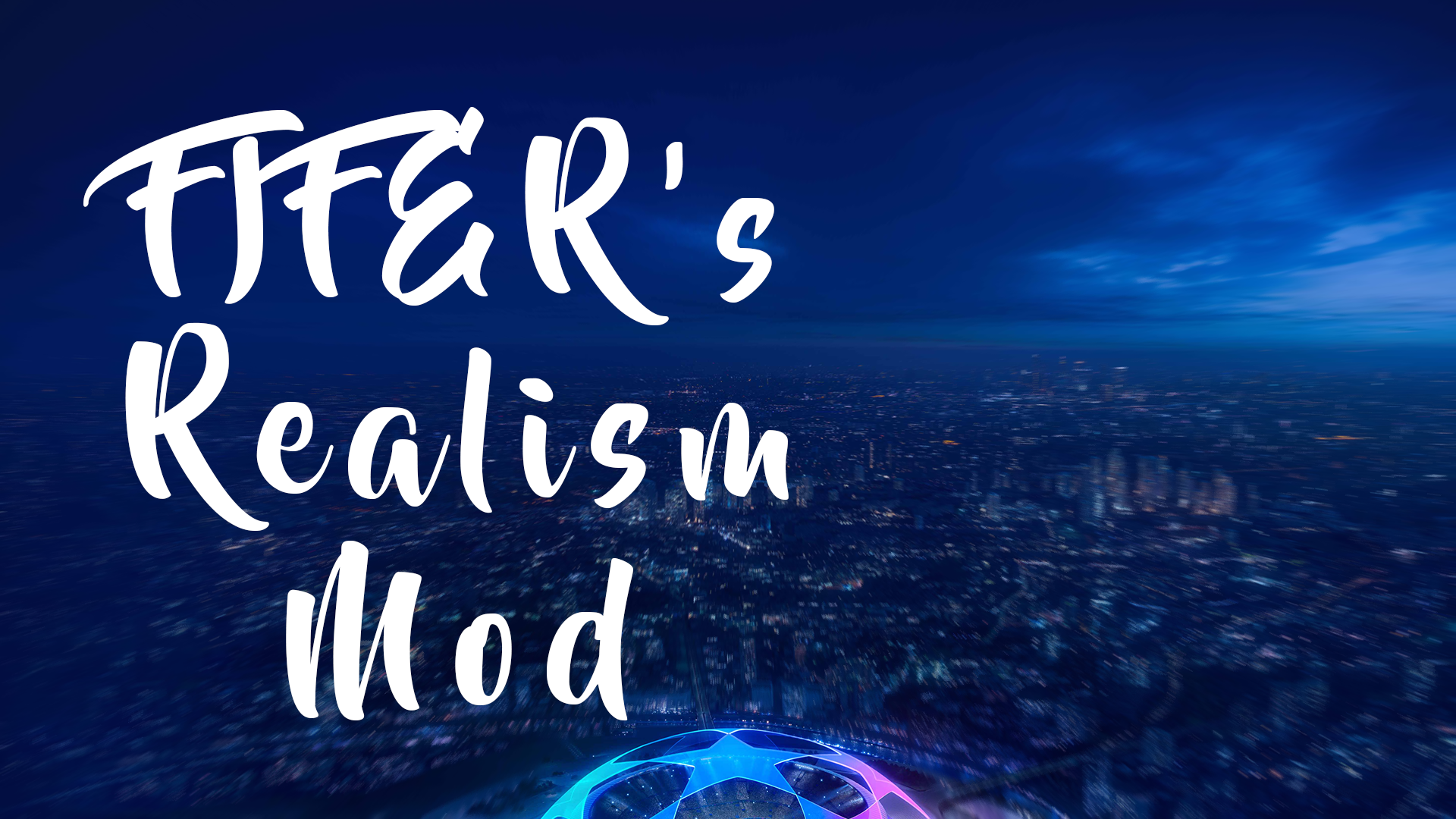 FIFER's Realism Mod