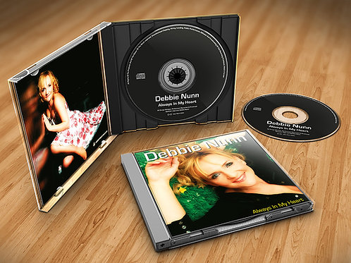Always In My Heart CD (Physical)