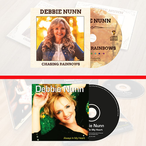 SPECIAL OFFER - 2 FOR 1 - CD ALBUMS