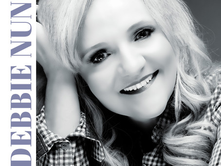 UK Country Singer-Songwriter Debbie Nunn announces new single release 'World On My Shoulders'