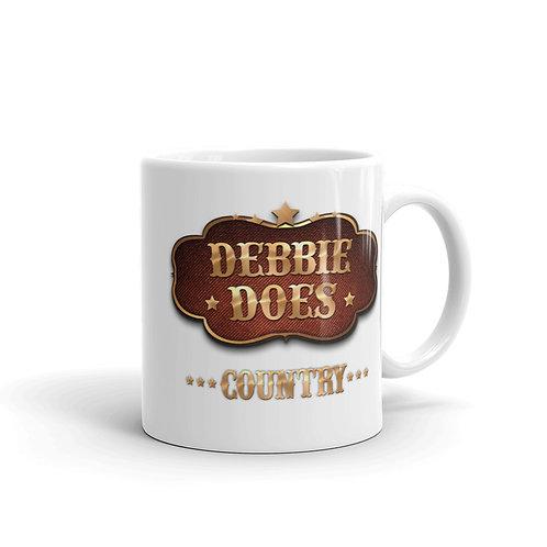 Debbie Does Country Mug