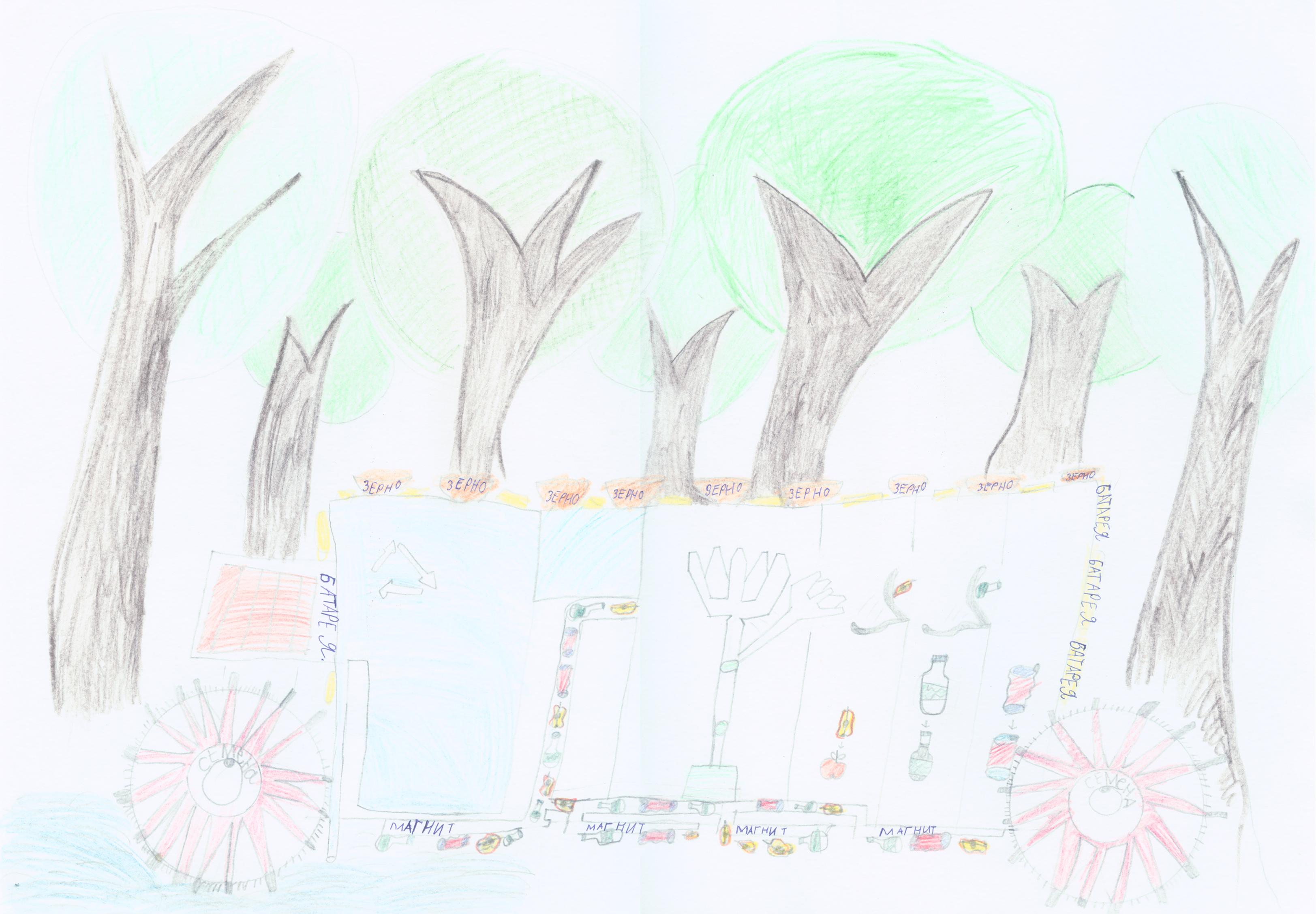 Давыдова Маргарита 1Г класс Лицей№2 (3 рисунок)