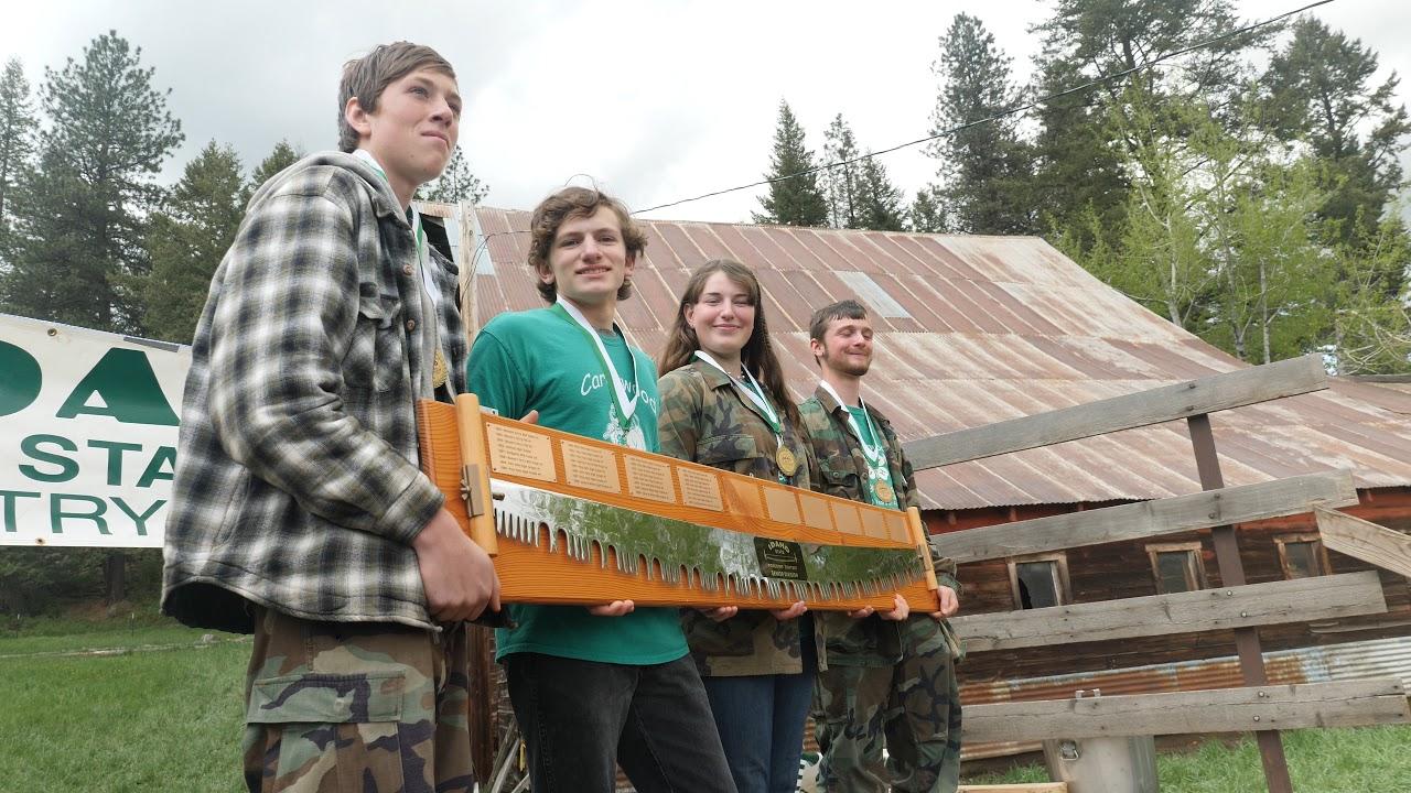 1st Place Senior Team C Beavers