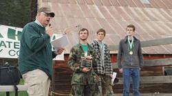 1st Place Ind Sr Division Daniel Spencer