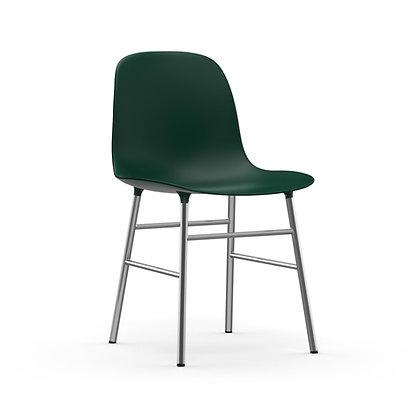 NORMANN COPENHAGEN Form Chair Chrome