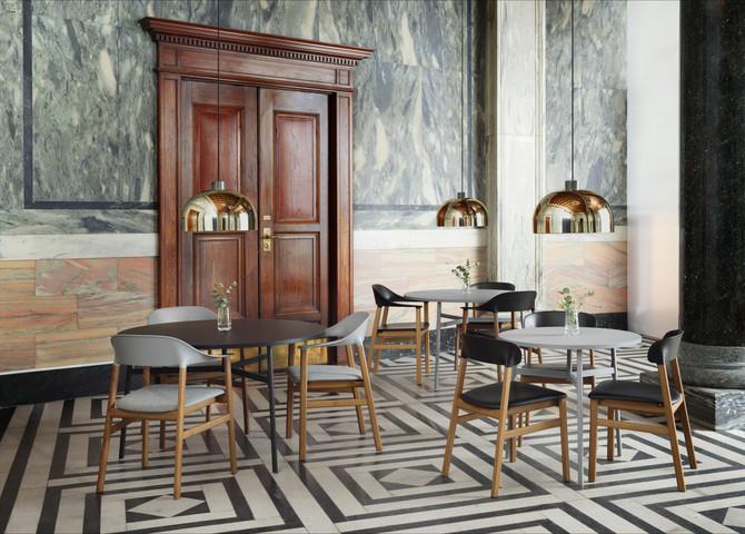 Herit  - Taani kunsti ajaloost inspireeritud tooli kollektsioon