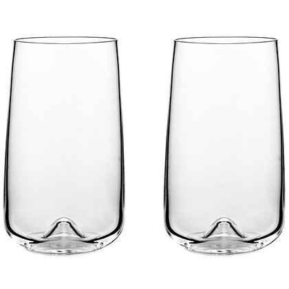 NORMANN COPENHAGEN Long Drink glass (2pcs)