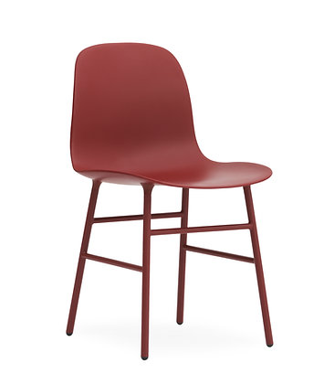 NORMANN COPENHAGEN Form Chair Steel