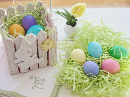 25 Ways to Make it a Happy Easter!