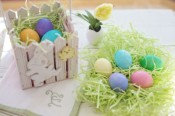 Easter Egg Trail 19th-29th March