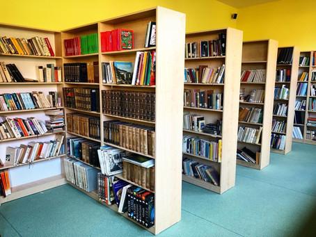 Nová knihovna a studovna