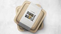 Bubble Waffle Box