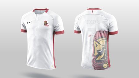 Nike Redspart