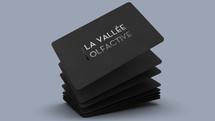 Carte de visite La Vallée Olfactive