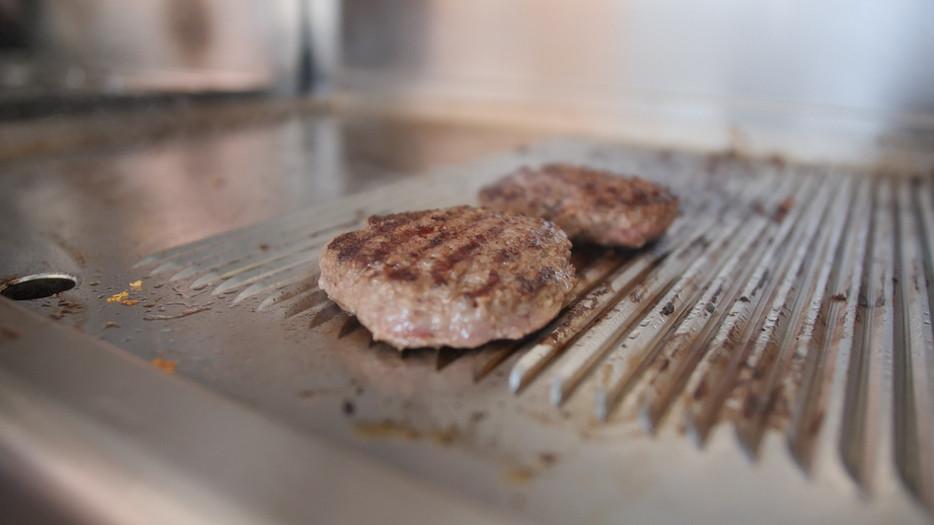 Les steaks cuits