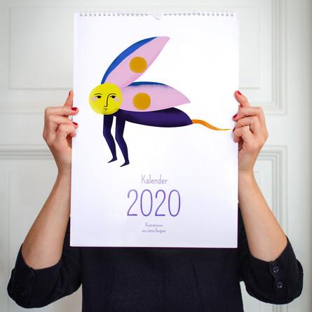 calendar project 2020