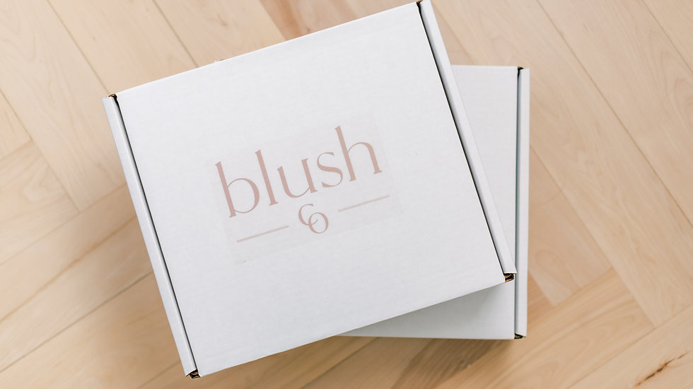 The blushco. Winter Box