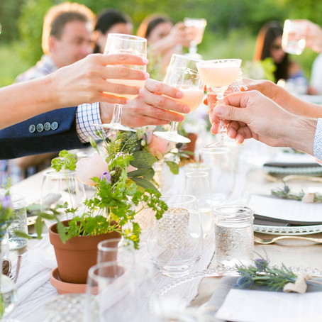 Making the most of your Rehearsal Dinner