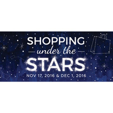 Shopping Under the Stars