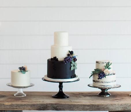 Our Favourite EP Wedding Cakes
