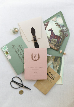 Equestrian Inspired Engagement Announcement