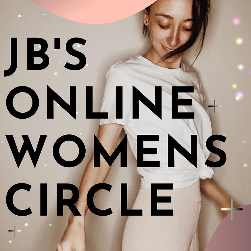 ONLINE WOMENS CIRCLE