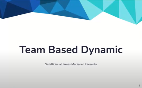 Team Based Dynamic