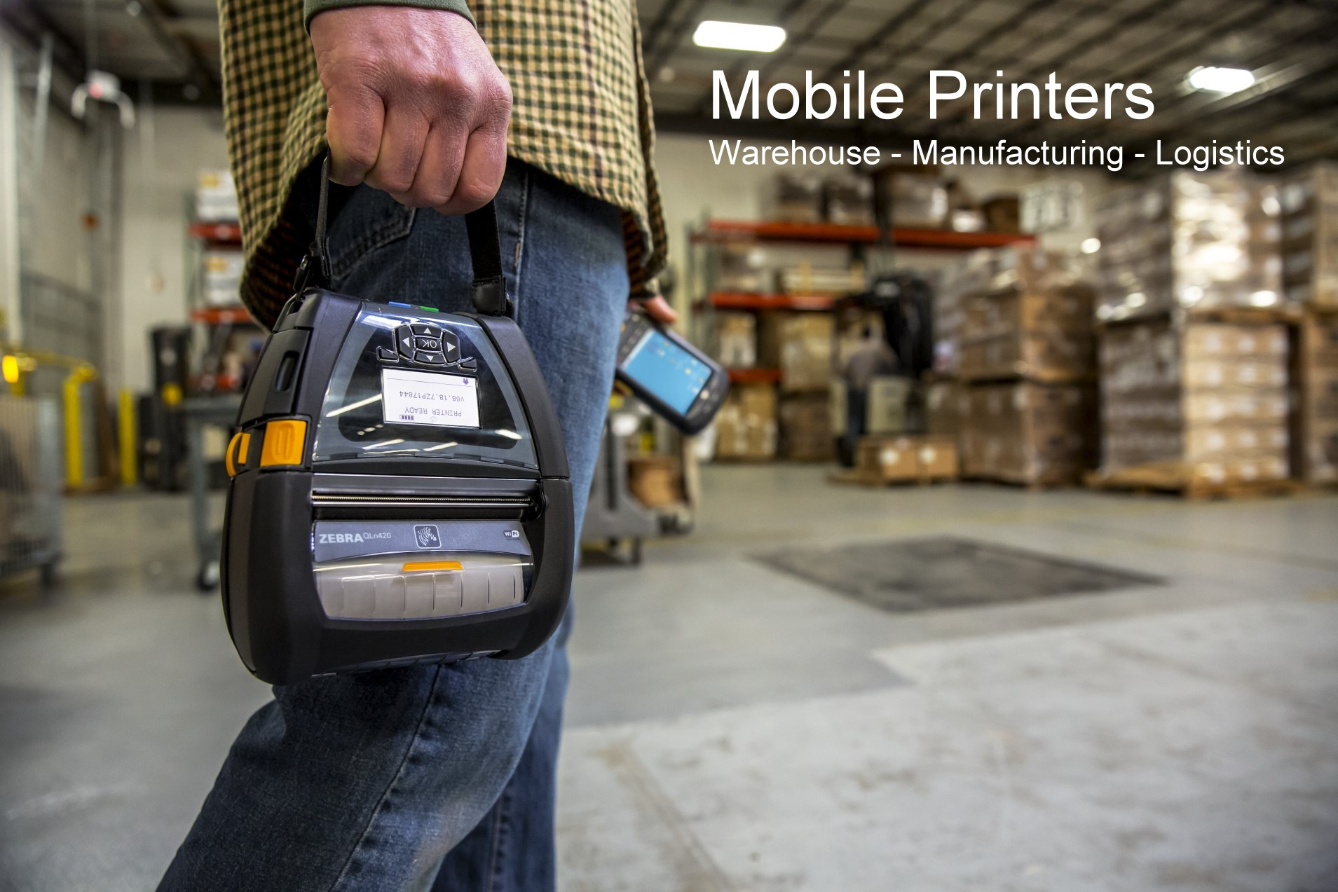 Industrial Mobile Printers