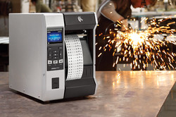 Industrial Barcode Label Printers