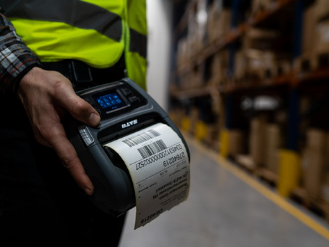 Reduce Shipping Errors With Mobile Printers
