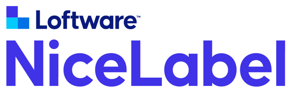 NiceLabel and Loftware have combined their businesses into one and this is the new company logo